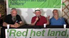 'Cannabis Oil: Miracle Cure?' debate with Rick Simpson, Wernard Bruining & Suver Nuver
