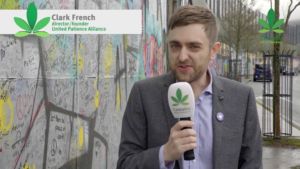 Cannabis Northern Ireland Medical Cannabis Summit Clark French United Patients Alliance