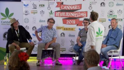 Debat: Cannabis reguleren, maar hoe? | Cannabis University 2018