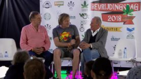 Interview: Henk de Vries and Ben Dronkers | Cannabis University 2018
