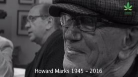 A tribute to Howard 'Mr Nice' Marks (1945-2016)