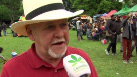 Cannabis Liberation Day 2016 & Rick Simpson: Cannabis Oil's Godfather