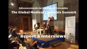 Global Medical Cannabis Summit Dublin 2016: Report & Interviews