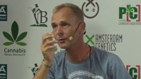 Interview Alan Dronkers | Cannabis University | Cannabis Liberation Day 2017