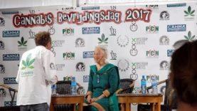Interview Michka Seeliger-Chatelain | Cannabis University | Cannabis Liberation Day 2017