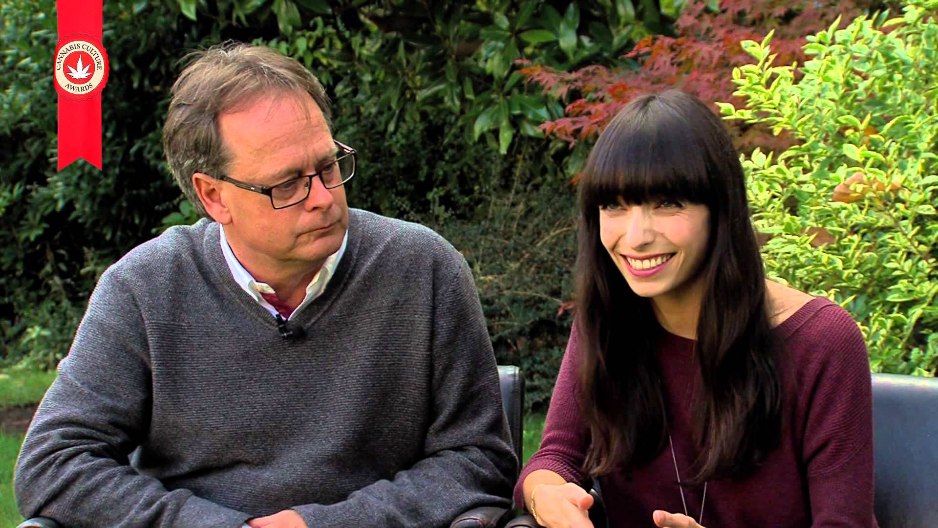 Marc and Jodie Emery; The Interview