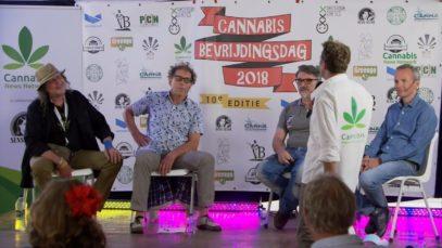 Debat: Cannabis reguleren, maar hoe? | Cannabis University 2018