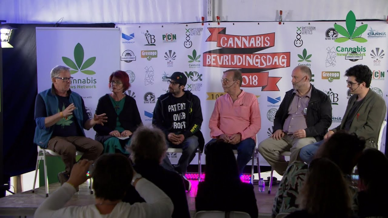 Debate: Fighting For Drug Peace Across The Globe | Cannabis University 2018