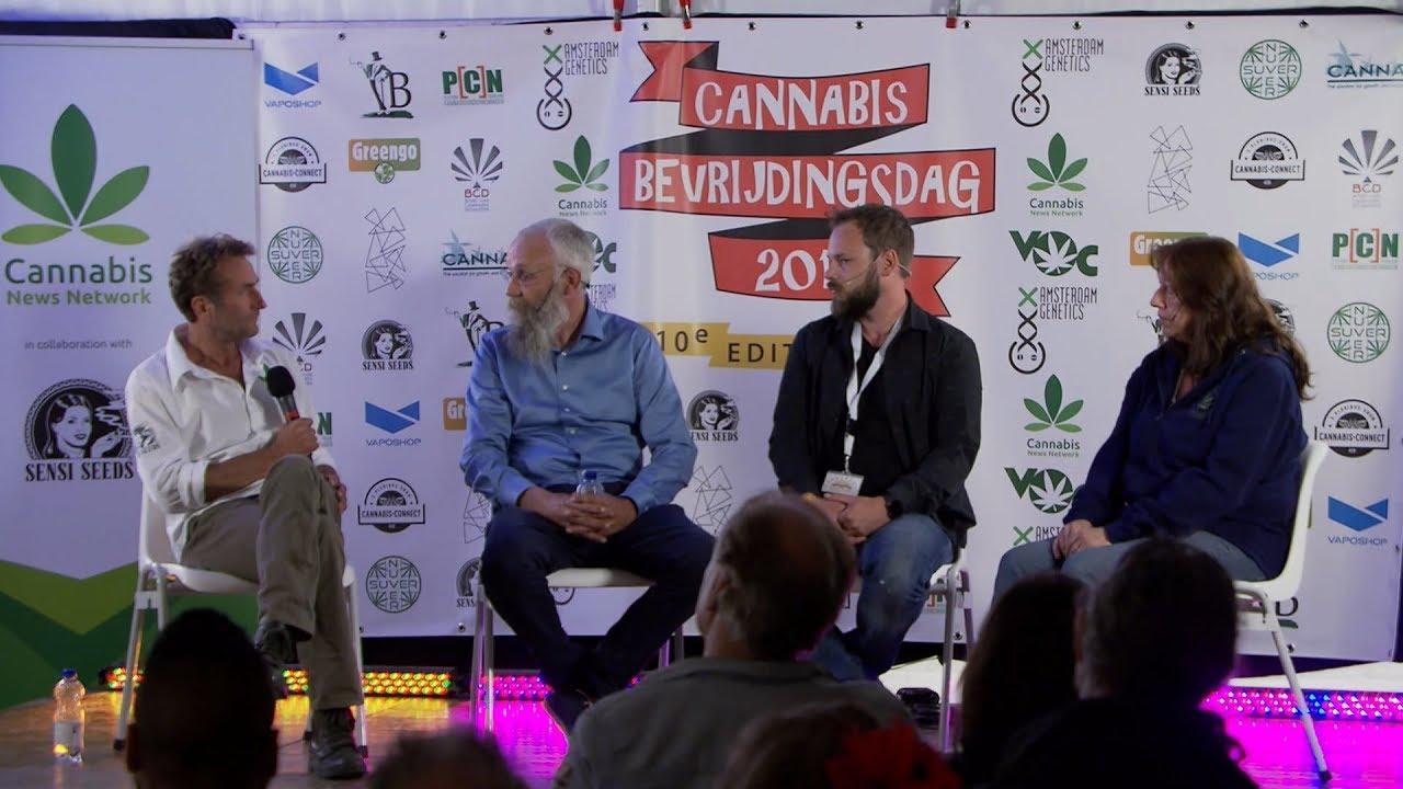 Medicinale Cannabis: De Stand van Zaken | Cannabis University 2018
