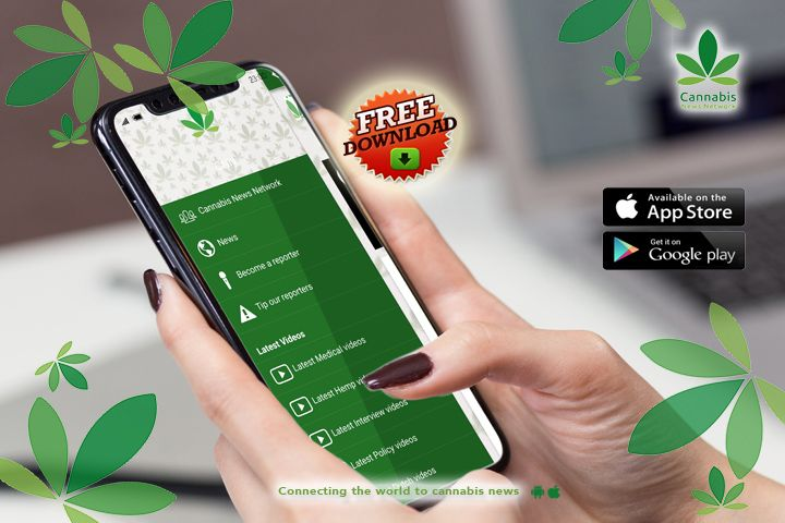 Cannabis News Network App: now on Android and IOS!