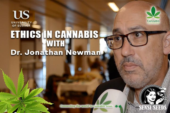 Ethics in Cannabis with Dr. Jonathan Newman