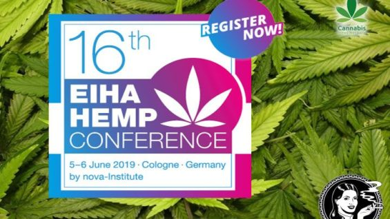 "Six candidates nominated for the innovation award ""Hemp Product of the Year 2019"""