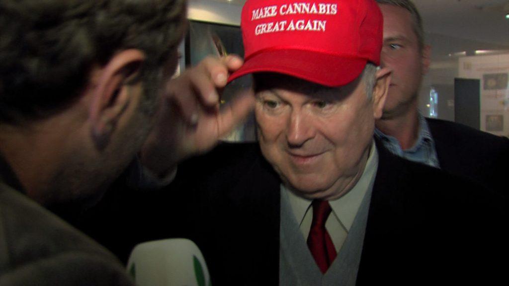 ICBC Berlin Dana Rohrabacher make cannabis great again