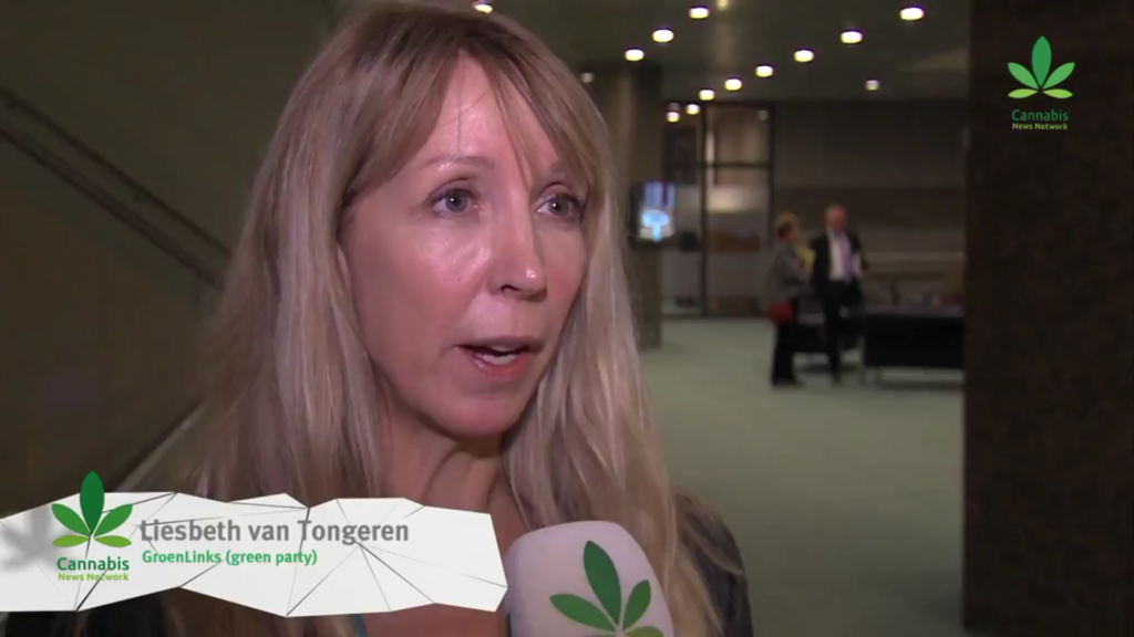 Liesbeth van Tongeren Groenlinks wietwet
