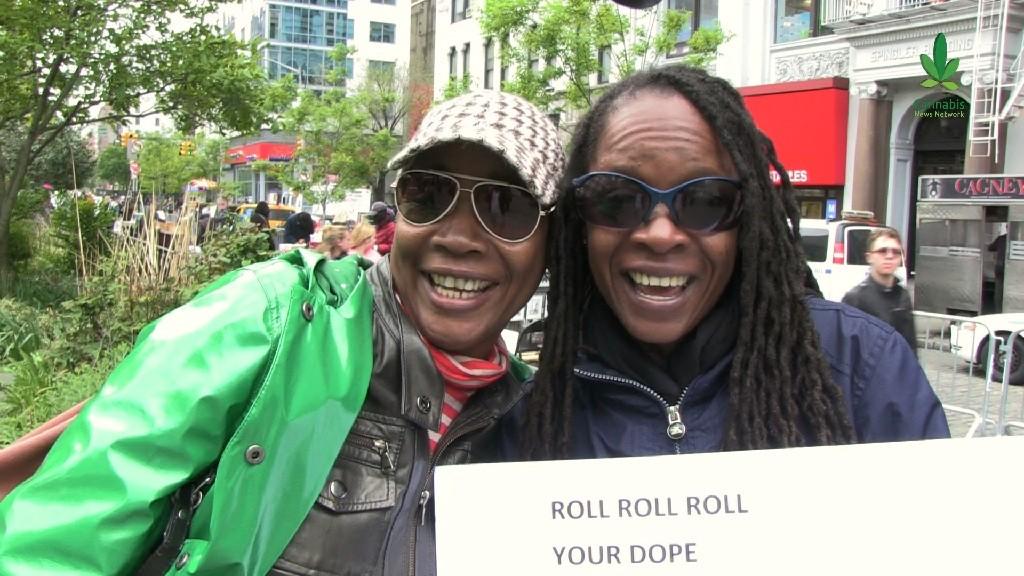 NYC Cannabis Parade 2016